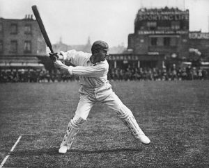Victor Trumper - Sports Imagery and Semiotics