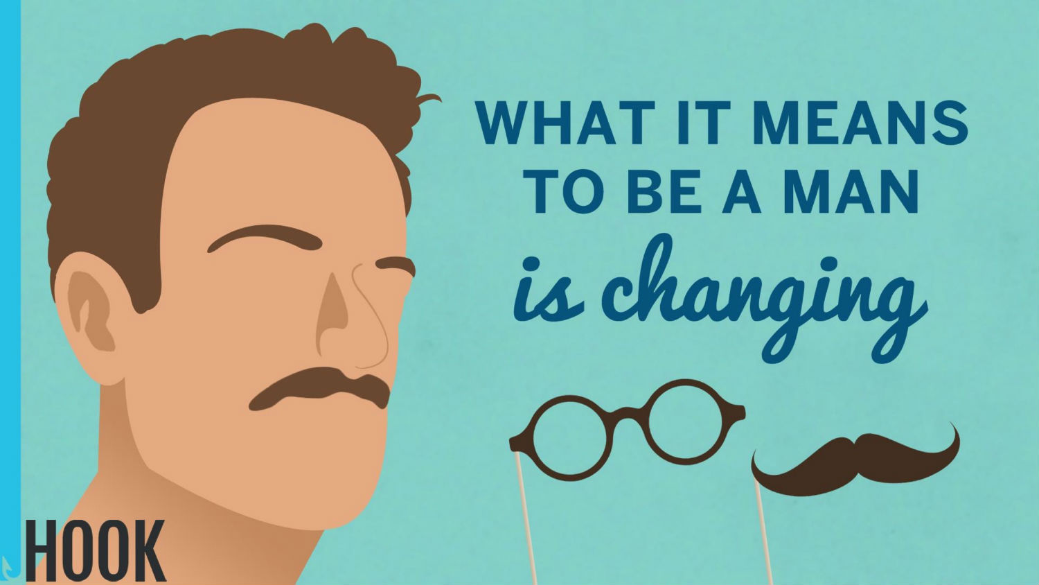 What does it mean to be a man? The changing face of modern masculinity