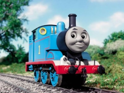 Christopher Renshaw - Thomas & Friends - Hook Research