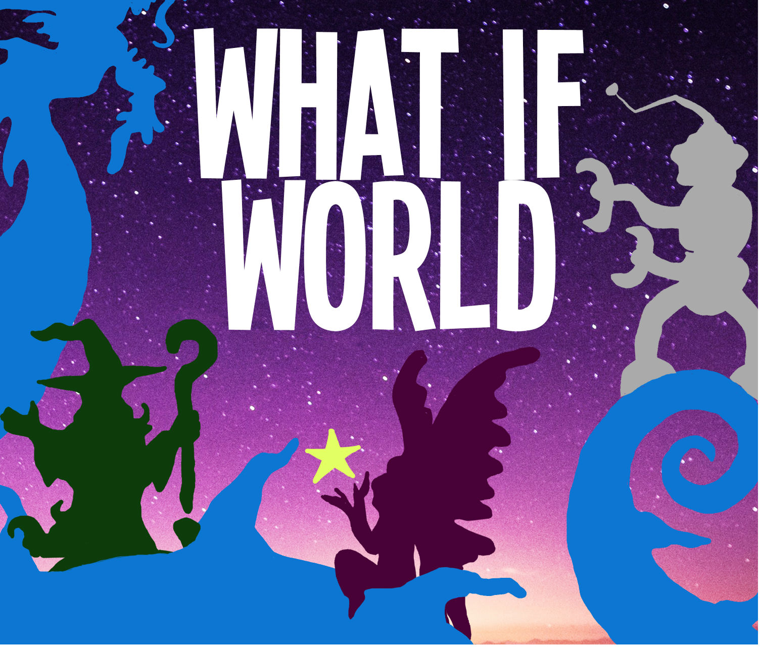 Eric O'Keeffe (Host of 'What If World') on Creating Great Podcasts for Kids