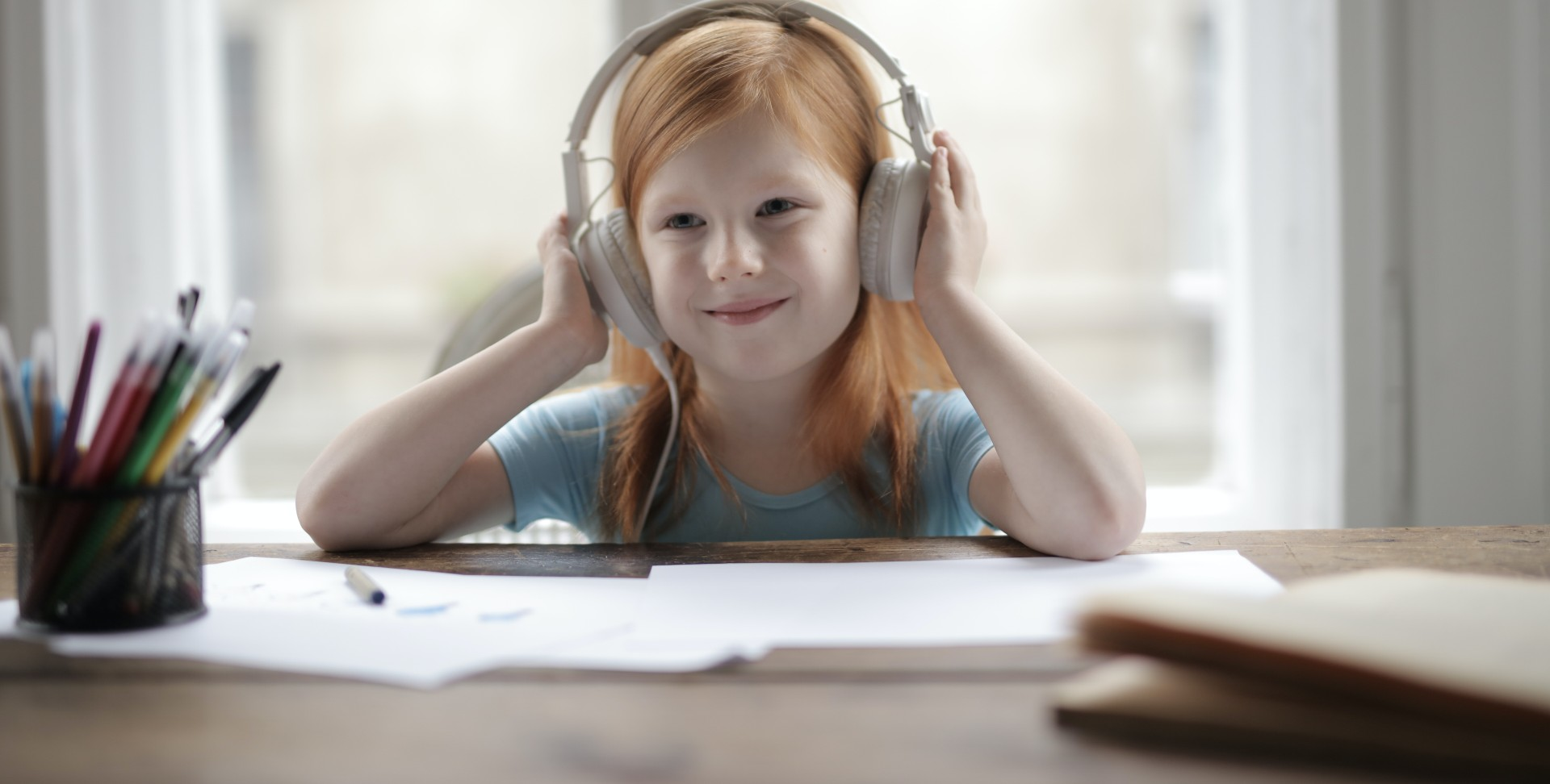 Kids Audio Landscapes – Podcasts, Smart Speakers, & Audio Books