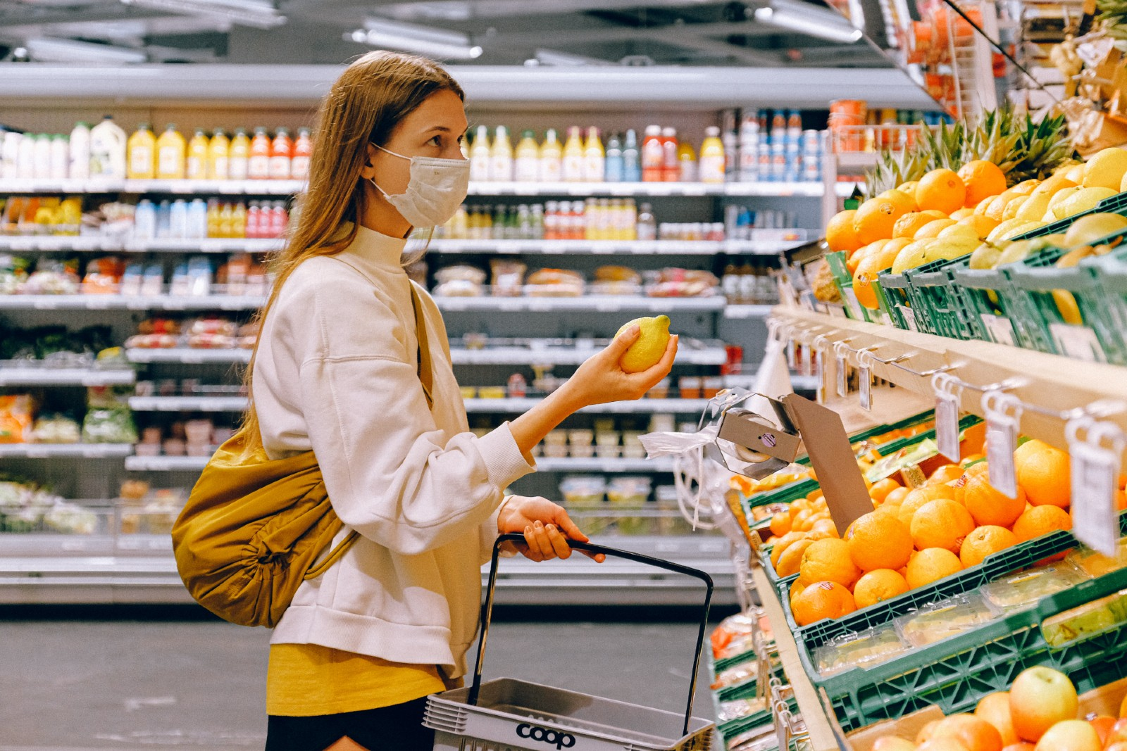 Covid & the Consumer: The Changing Face of the Supermarket Shop