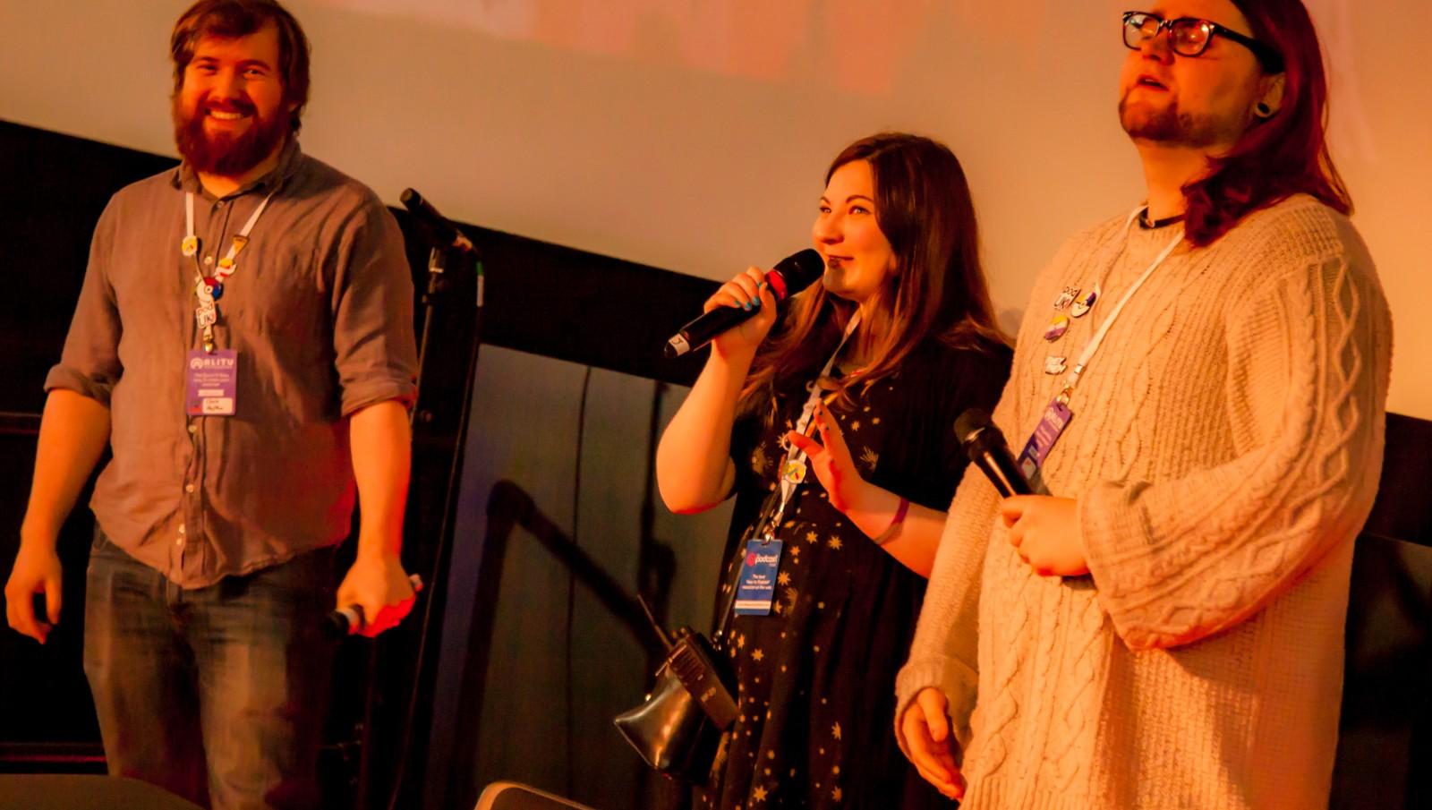 Building Inclusive Fandoms: PodUK's Founder, Jess Anson